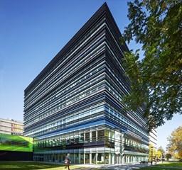 Victor J. Koningsberger building Utrecht University