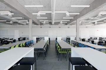 Performance Room Art Academy in Hasselt, Belgium