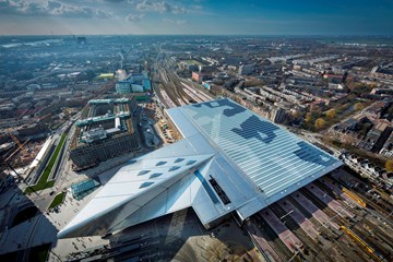 Rotterdam Central Station
