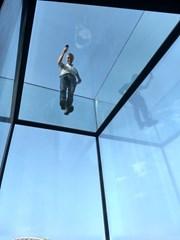 Glass Arkel Erker De Bastei