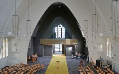 Verbouwing Julianakerk Apeldoorn