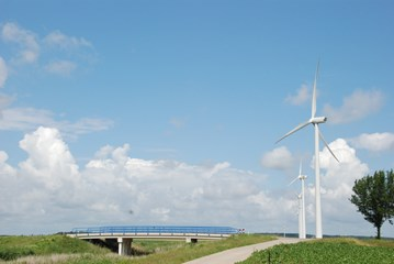 Wind farm Oom Kees