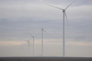 Wind Farm Oudelandertocht