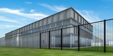 New building distribution center Wijchen