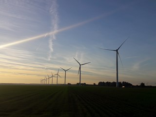 Wind Farm Zuidlob