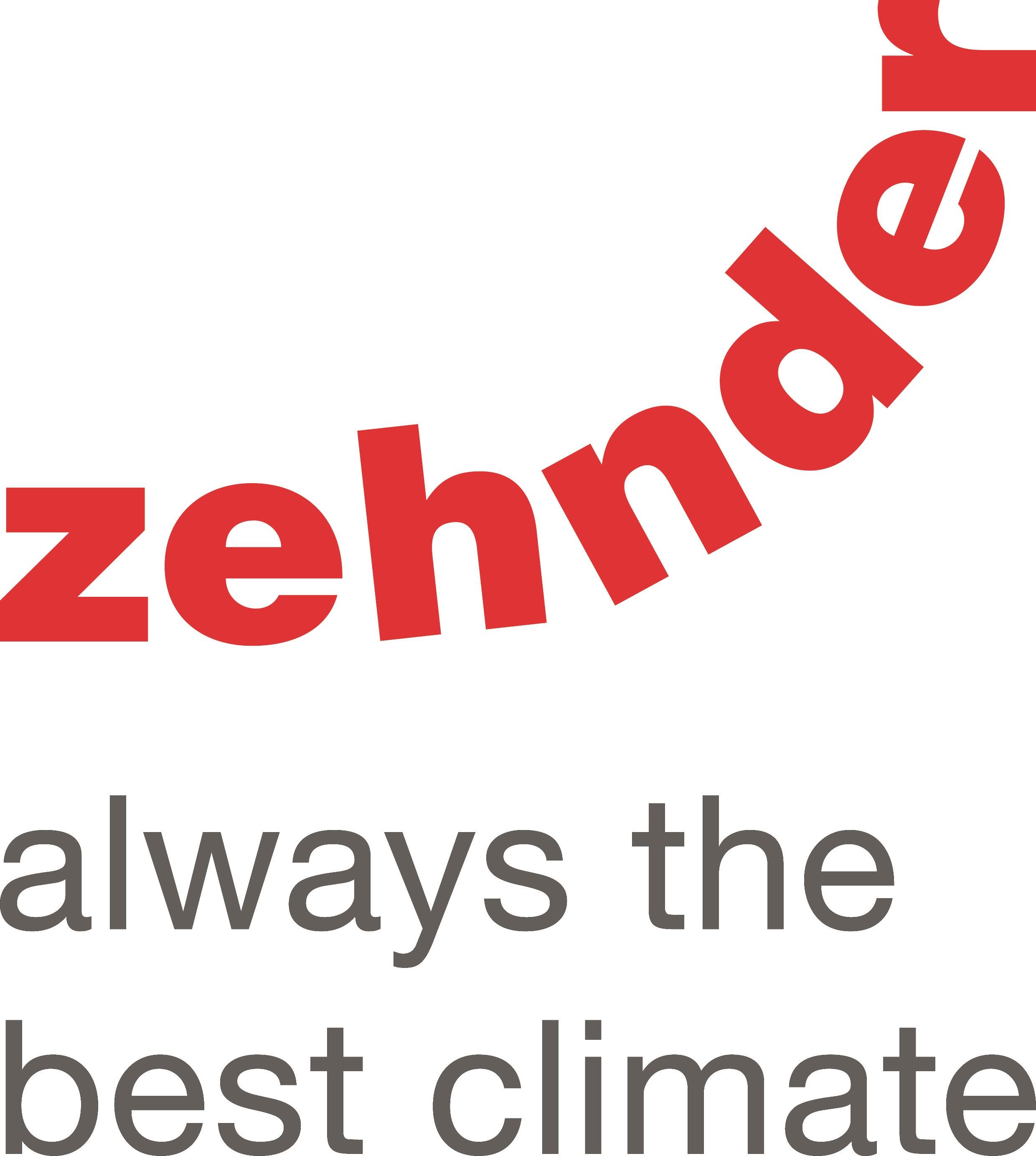 Logo Zehnder Group Nederland B.V.