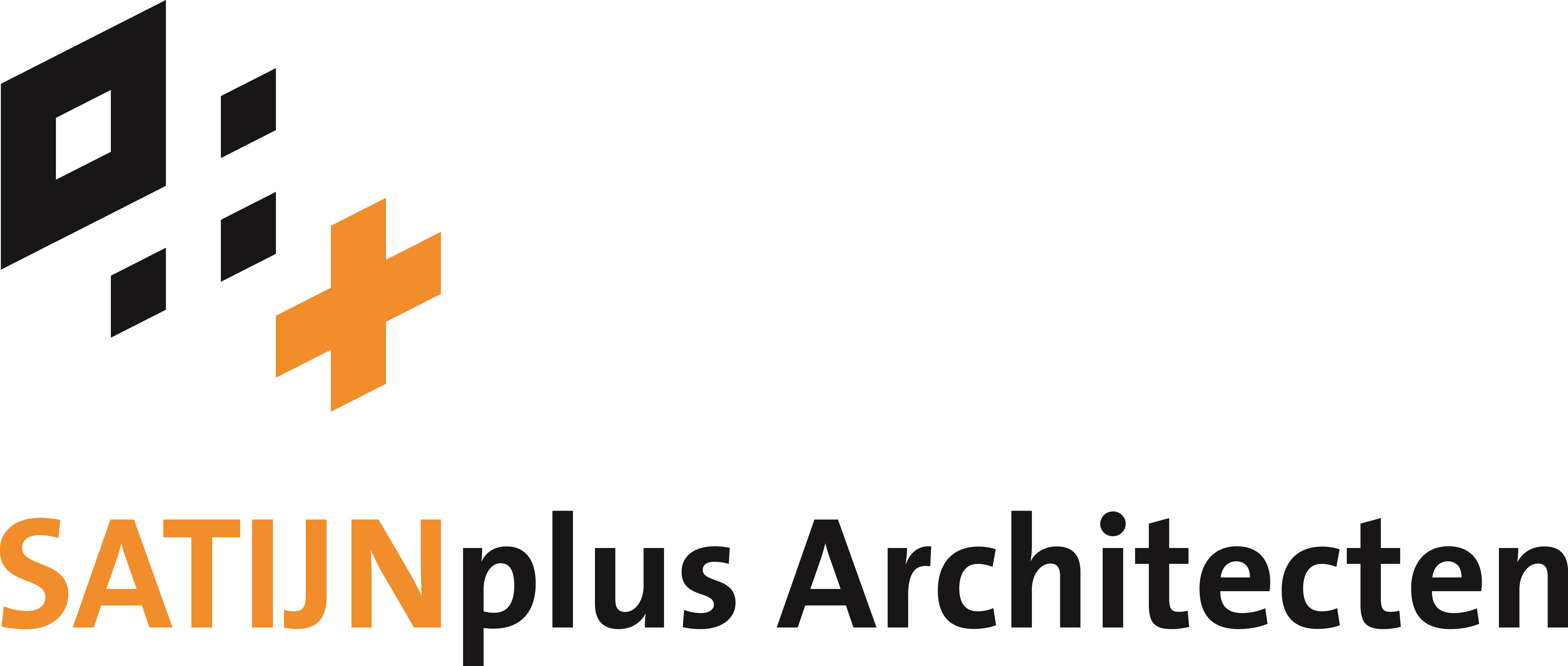 Logo SATIJNplus Architecten