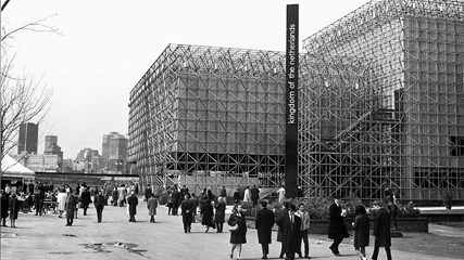DUTCH PAVILION WORLD EXPO 1967
