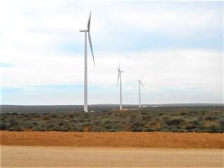 Wind Farm Sere