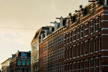Moving Up housing Amsterdam