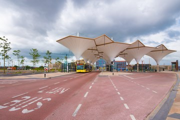 Leidsche Rijn bus station