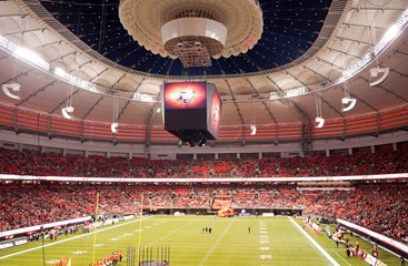 B.C. Place Stadium Revitalization, New Roof