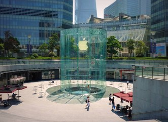 Apple IFC Shanghai