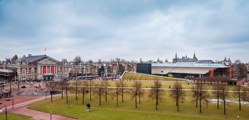 Stedelijk Museum of modern and contemporary art and design