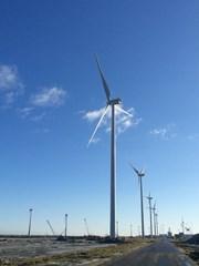 Wind turbine Eemshaven II