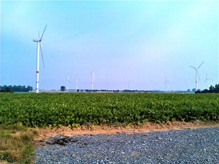 Wind Farm Perwez