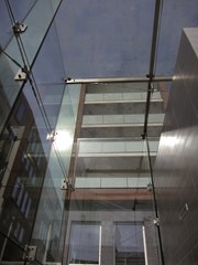 Raaks Parking Glass Cube