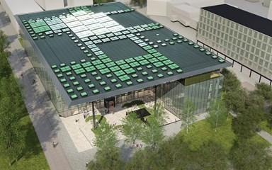 National Postcode Lottery HQ, Amsterdam