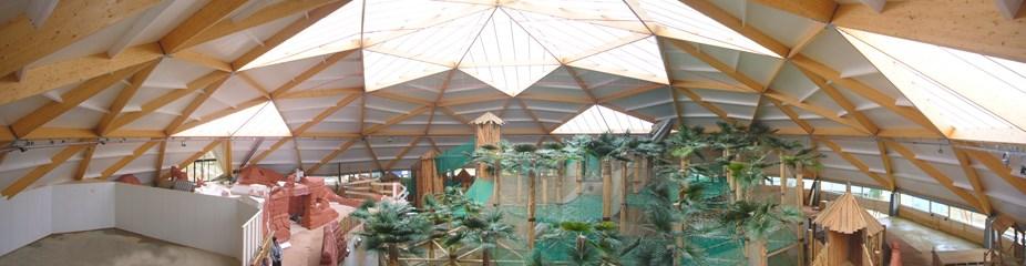 DinoDome Gaiapark