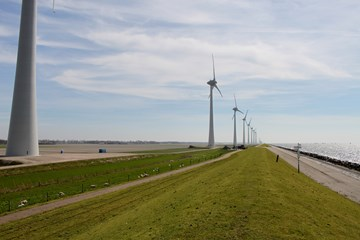 Wind Farm Northeast Polder