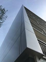 Vernieuwing appartementencomplex Leeuwarden