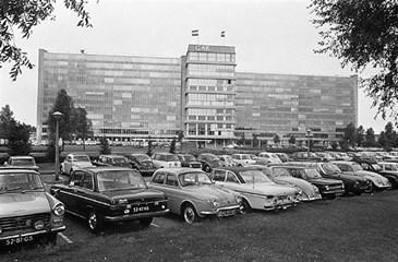 GAK gebouw Amsterdam