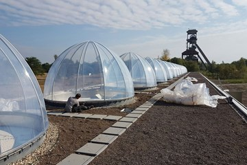 Ecotron Hasselt University | Field Research Centre