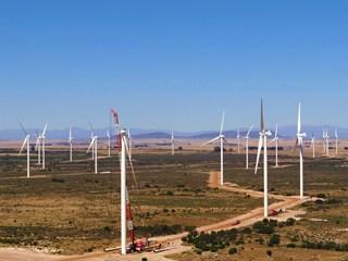 Wind Farm Hopefield