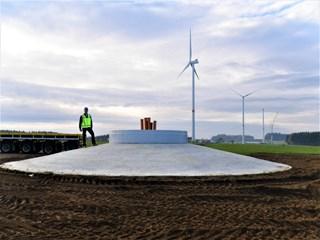 Wind Farm Sankt Vith