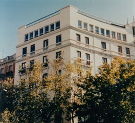 Hoofdkantoor Wereldhave Madrid