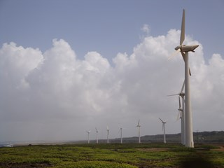 Wind Farm Playa Kanoa II