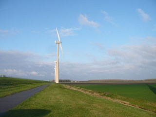 Wind Farm Eemmeerdijk
