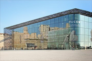 MuCEM (Museum of European and Mediterranean Civilisations)