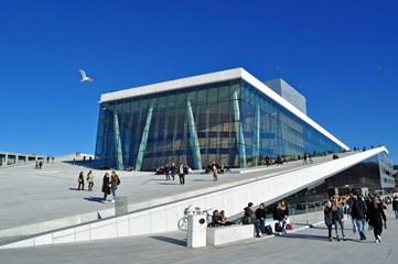 Oslo Opera House (Norwegian National Opera and Ballet)