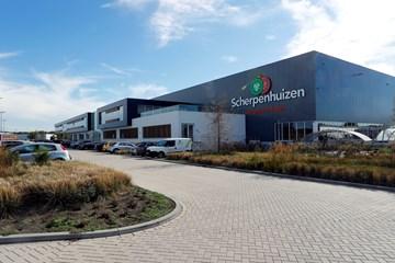 Distributiecentrum Scherpenhuizen