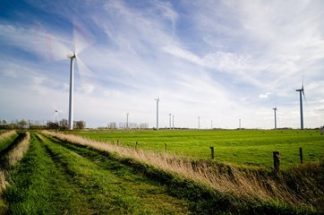 Wind Farm Energiek Waardpolder