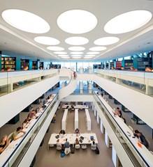 Grotius building, Faculty of Law, University of Nijmegen