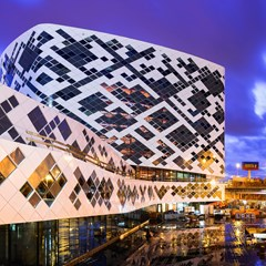 Hilton Amsterdam Airport Hotel
