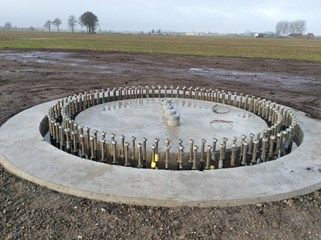 Wind Farm Aspiravi Brugge